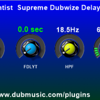 The Scientist Dubwize Delay Supreme